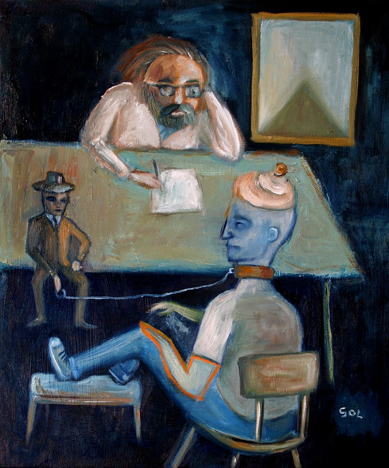 Figurative Stories by Lupo Sol.