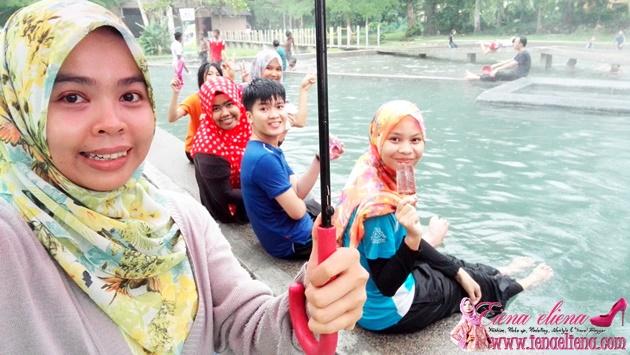Kolam Air Panas Hulu Tamu, Batang Kali