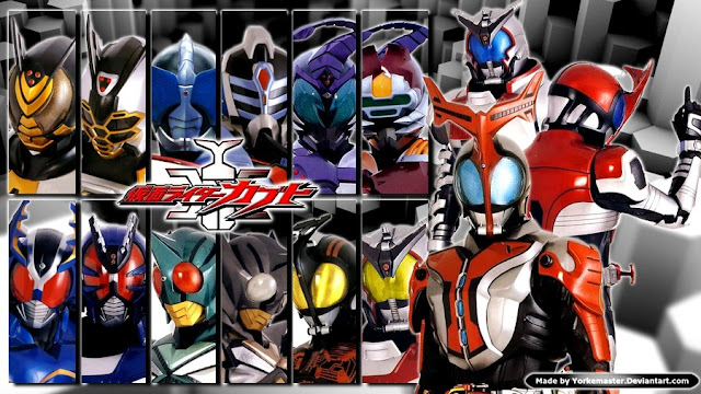 Download Kamen Rider Kabuto Sub Indo