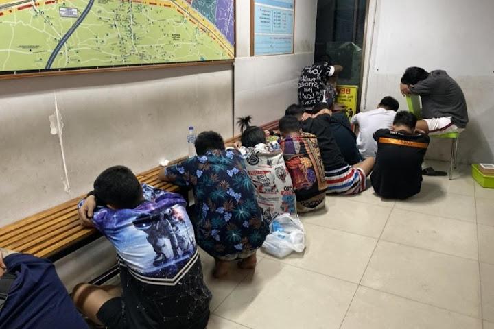 ВПаттайе задержаны 20человек заизбиение сотрудников проката гидроциклов — Thai Notes