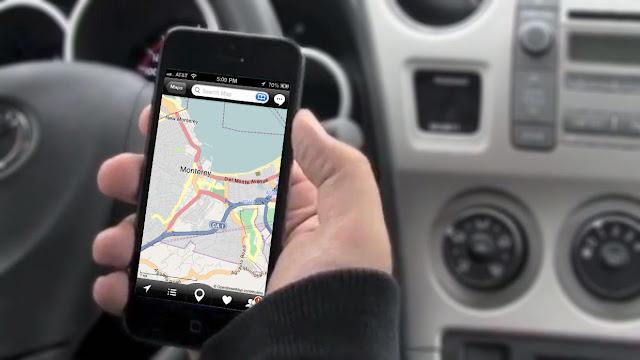 Mapas gratuitos smartphone