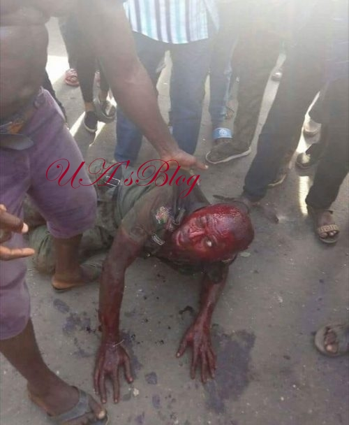 Police Reveal Sad Fate Of Police Officer Who Shot Politician In Ekiti (Photo)