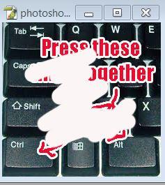 Photoshop eraser tool not working