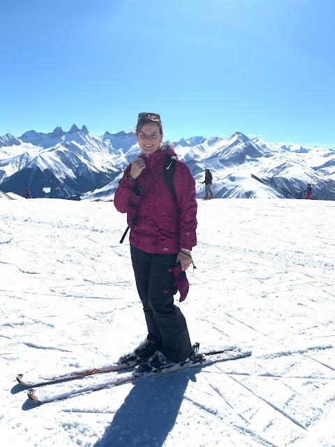 le corbier, ski les petites bulles de ma vie