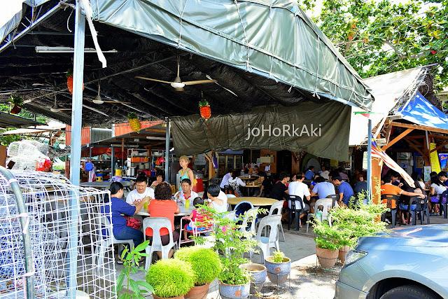 Seafood-Parit-Jawa-Muar-Johor-麻坡巴冬厝仔亚叁鱼