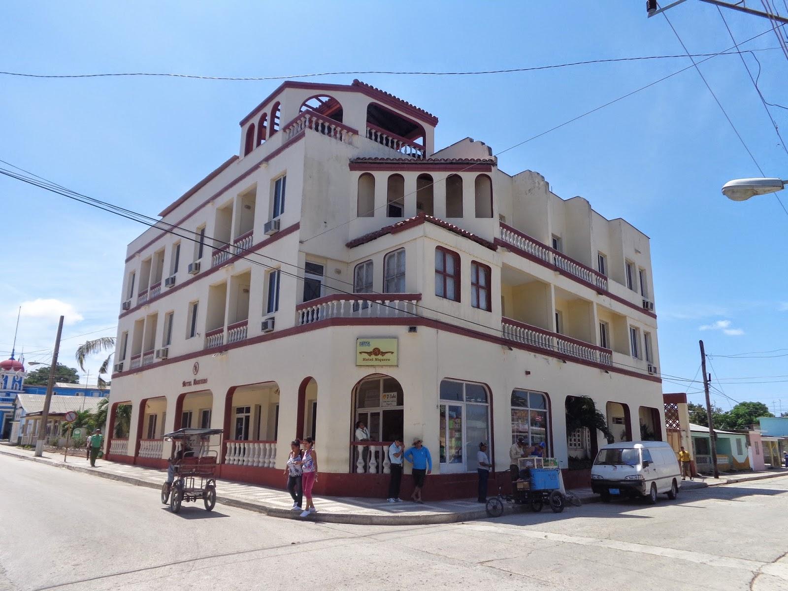 Hoteles en Granma