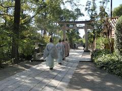 文墨祭:白旗神社