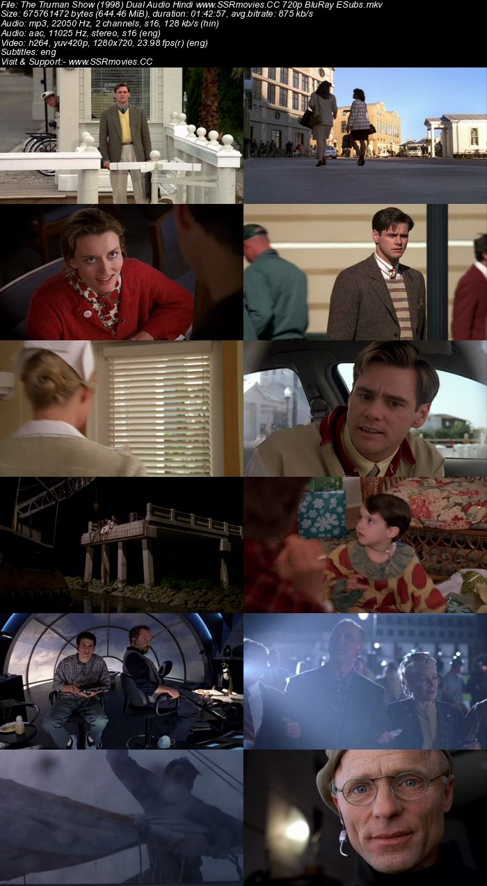 the truman show download 720p