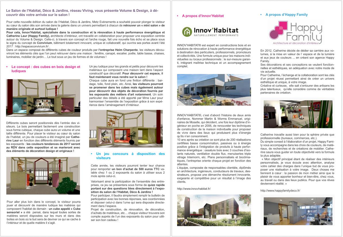 Happy family news architecture d coration d 39 int rieur for Article decoration interieur