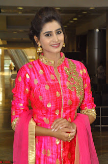 Shamili in Pink Anarkali Dress 06.JPG