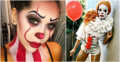Pennywise Clown 2017 Costume Ideas Hottie