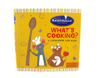 ratatouille what's cooking? book