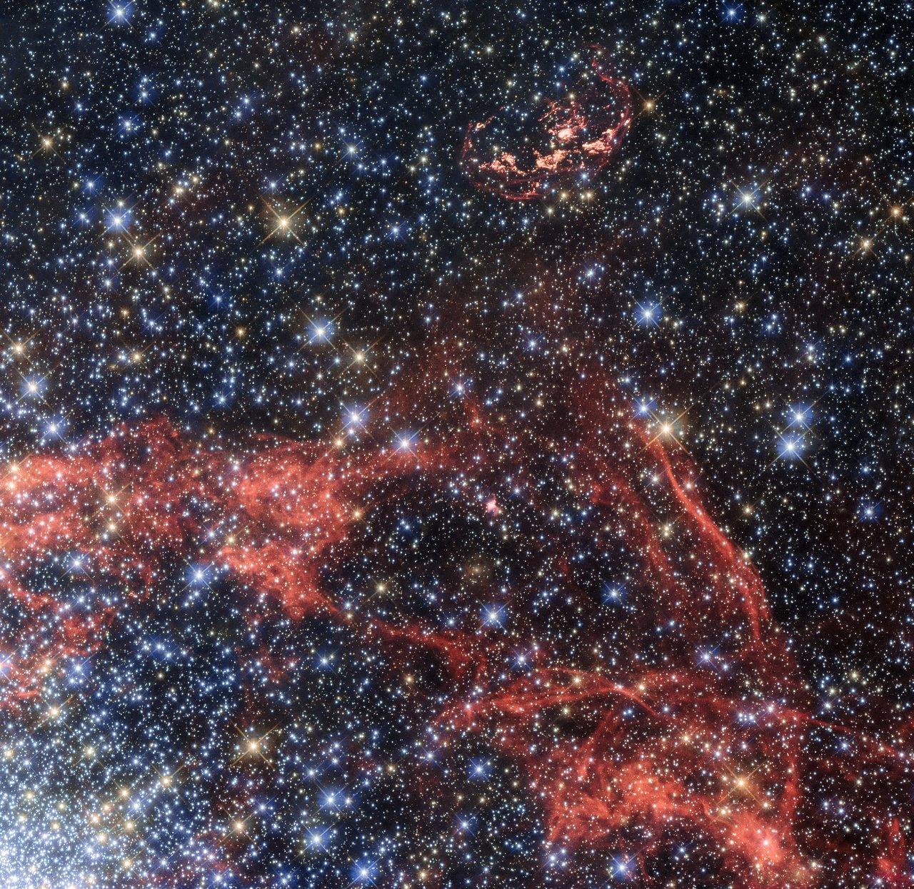 (Video) Supernovae 1A - scoperto il primo compagno orbitante