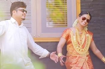 Kerala Hindu Wedding Highlights | Rachana & Suraj