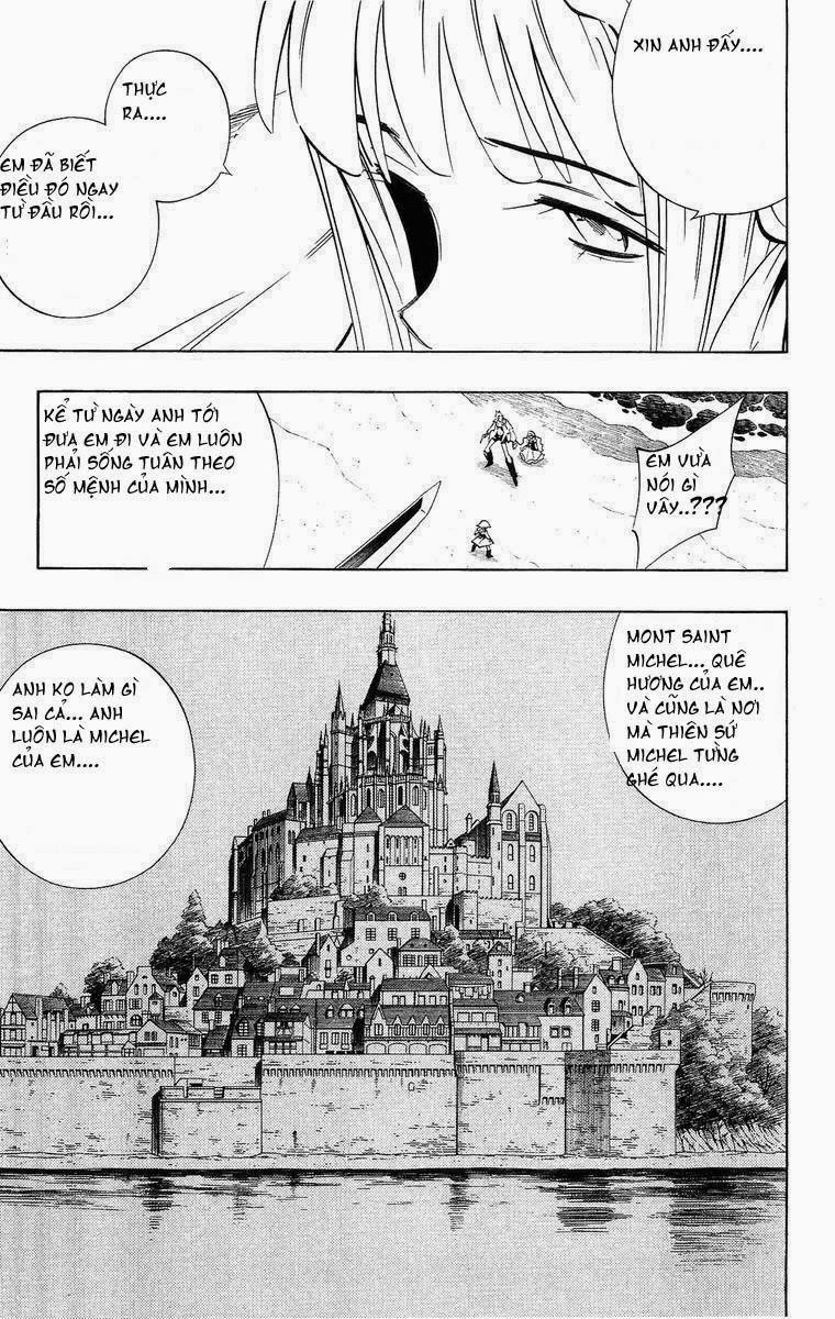 Shaman King [Vua pháp thuật] chap 218 trang 14