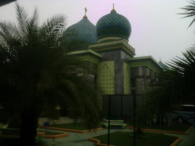 Masjid Agung An-nur Pekanbaru, Riau