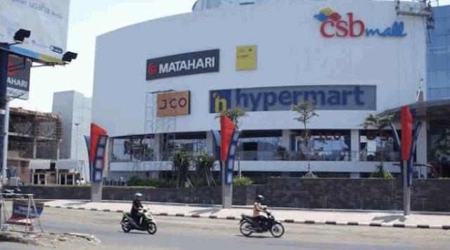 wisata cirebon CSB mall
