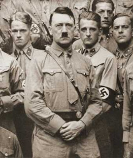 Adolf Hitler Brownshirst worldwartwo.filminspector.com