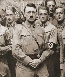Adolf Hitler Brownshirst worldwartwo.filminspector.com