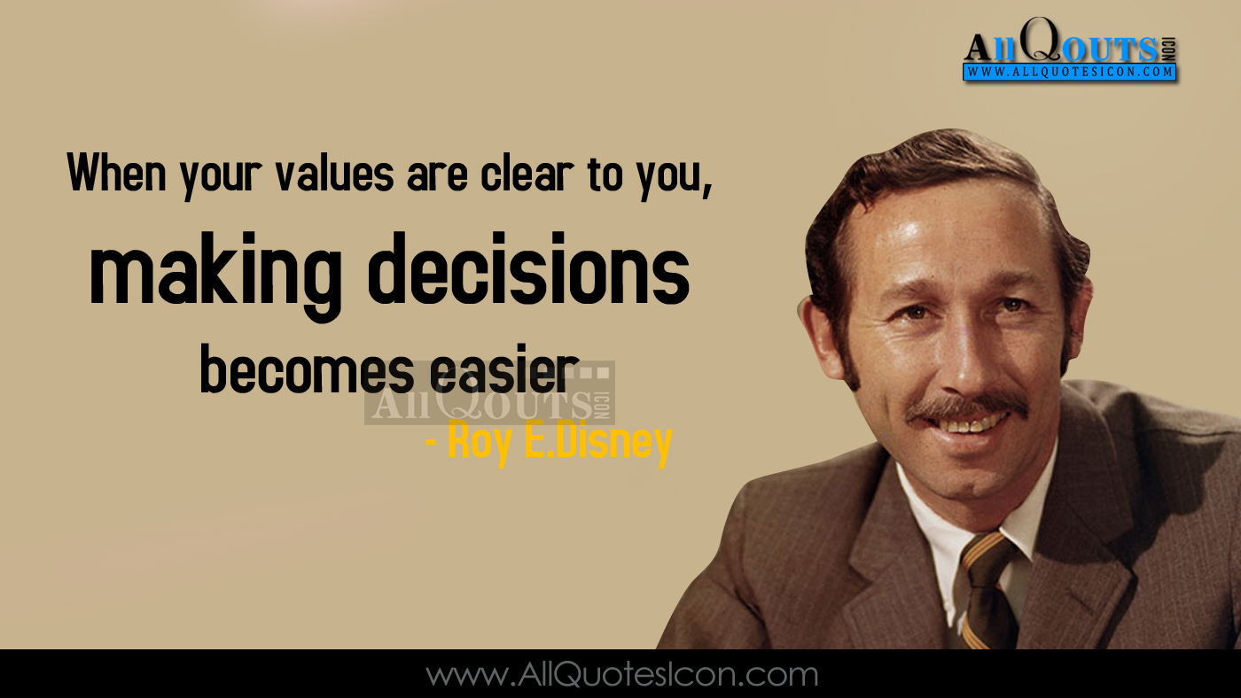 Roy Edisney Quotes In English Hd Wallpapers Best Life Inspiration