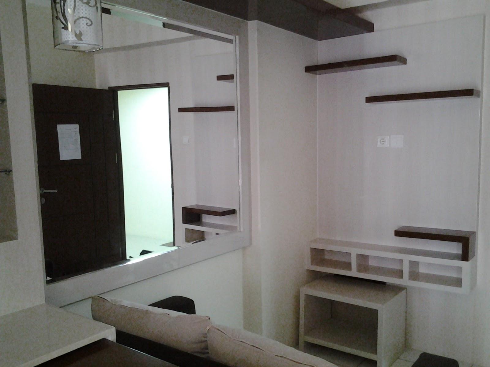 CV TRIDAYA INTERIOR Desain Interior Apartemen Kemang View Bekasi