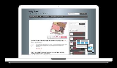 Responsive Blogger Lightweight Theme