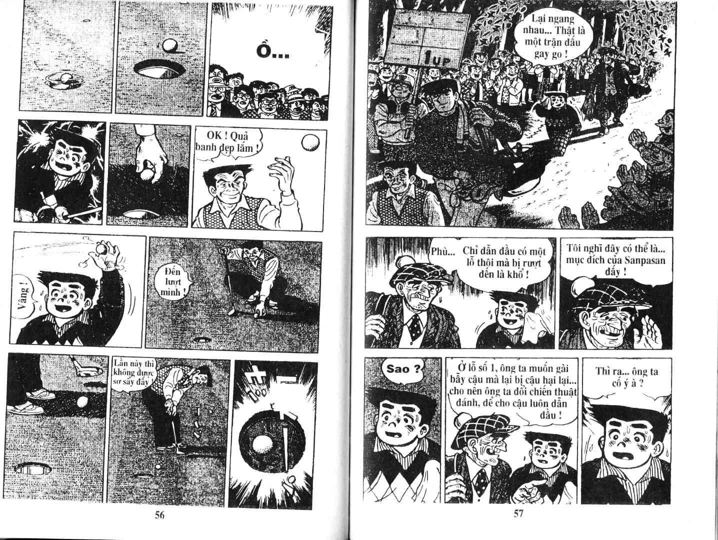 Ashita Tenki ni Naare chapter 51 trang 27