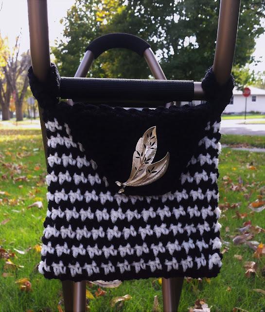 seat cane bag