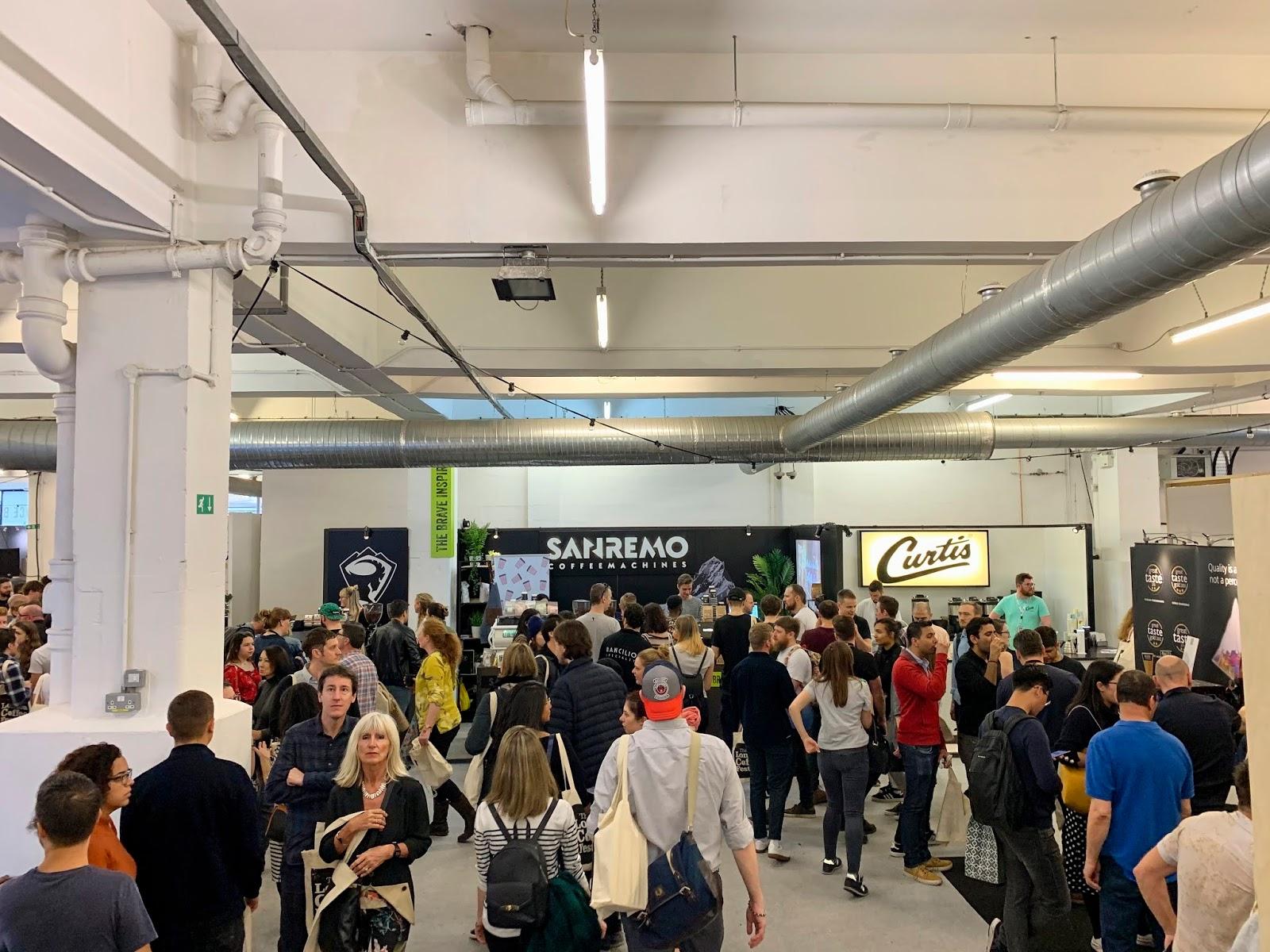Double Skinny Macchiato The London Coffee Festival 2019