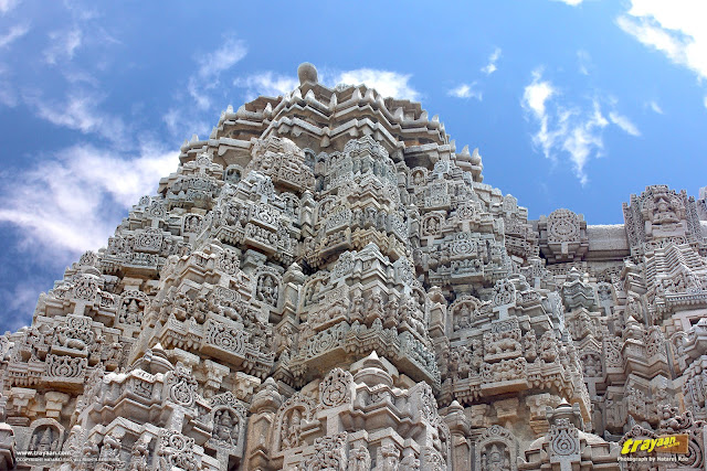 Keshava Temple, Somanathapura, Mysore district, Karnataka, India