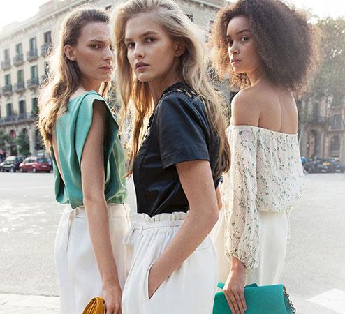 moda verano 2017 colección Limited Edition de Massimo Dutti