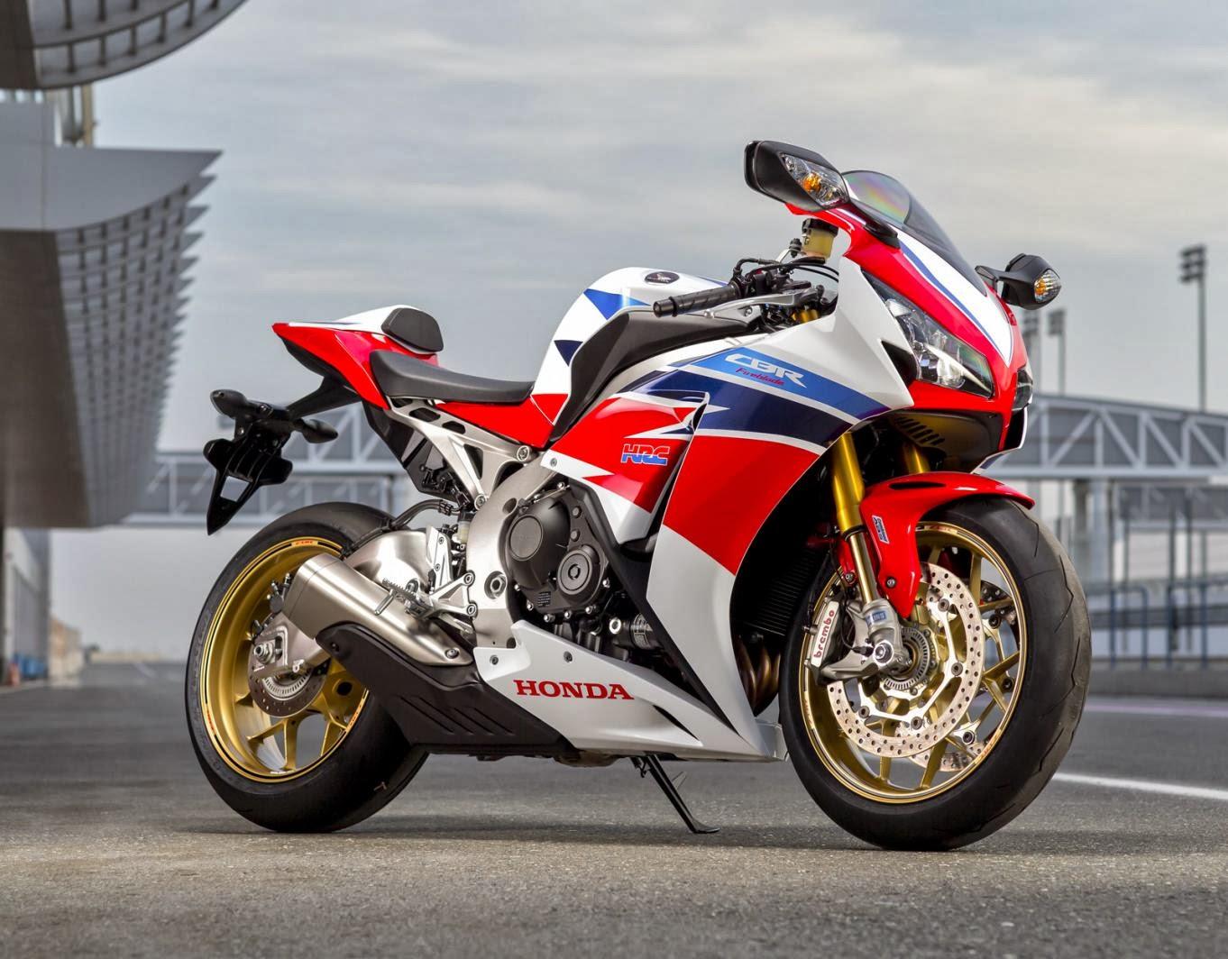 Racing Cafè: Honda CBR 1000 RR SP 2014