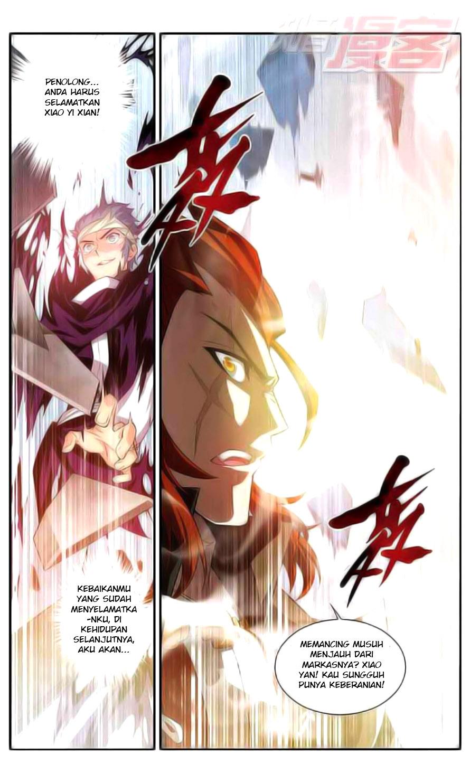 Battle Through the Heavens Chapter 31-49