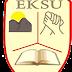 Photos: Latest Development in EKSU