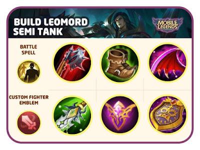 Build Leomord Semi Tank, Asli Tebal Sekali !!