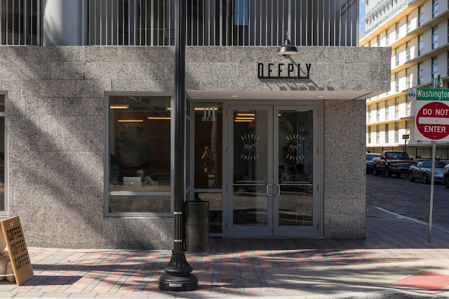 deeply coffee speciality coffee shop downtown orlando