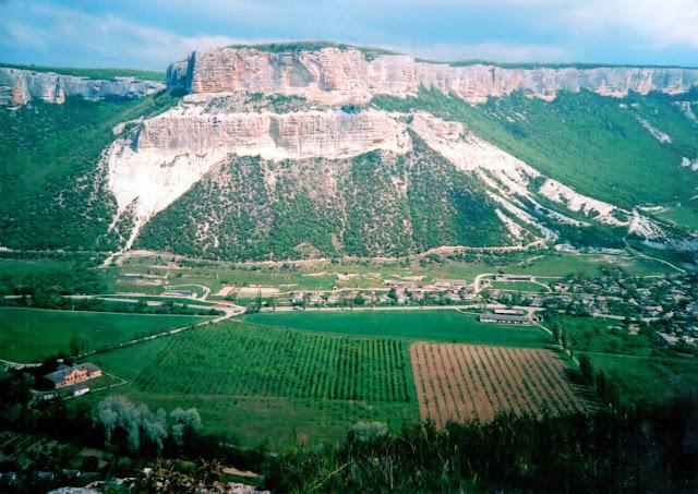 Бельбекский каньон