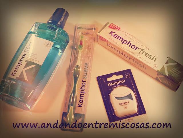 La Higiene Bucal Con Kemphor