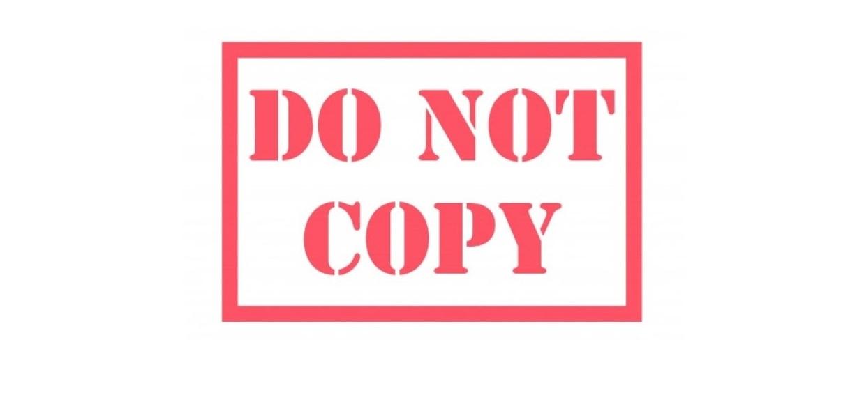 Thủ thuật chống copy bài viết trong blogspot