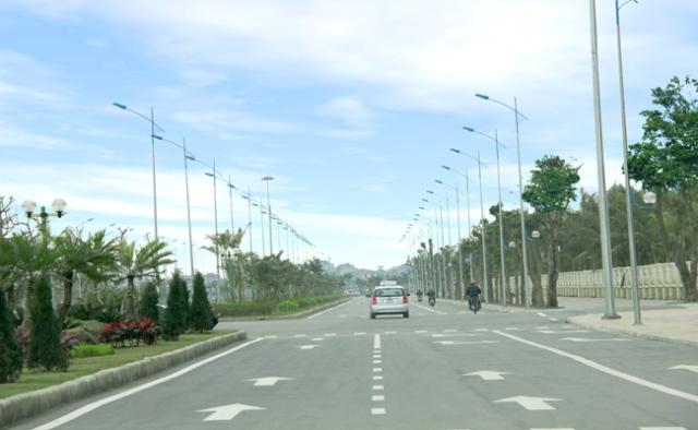 Chung cư Phú Mỹ Complex và Hệ thống giao thông