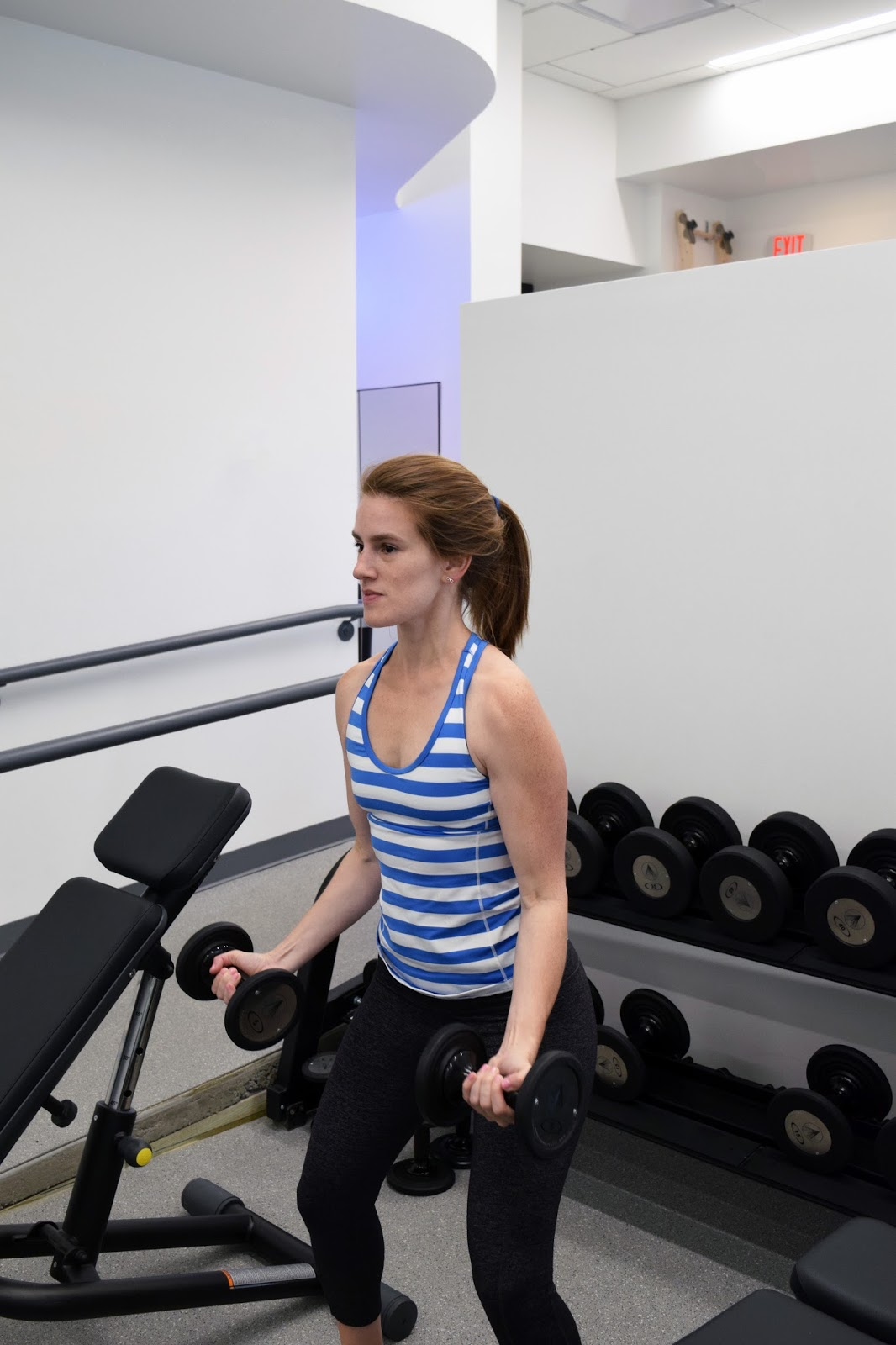 Working Out On The Go With Roam Fitness Heather Bien