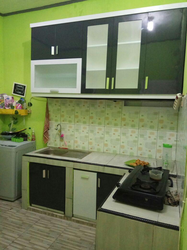 Kitchen April 1995