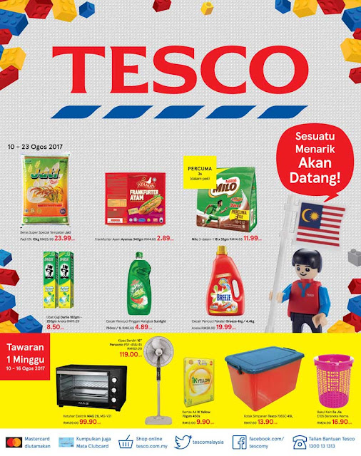 Tesco Malaysia Discount Offer Promotion Catalogue