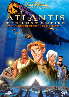 Atlantida: Imperiul Dispărut (2001) dublat în română