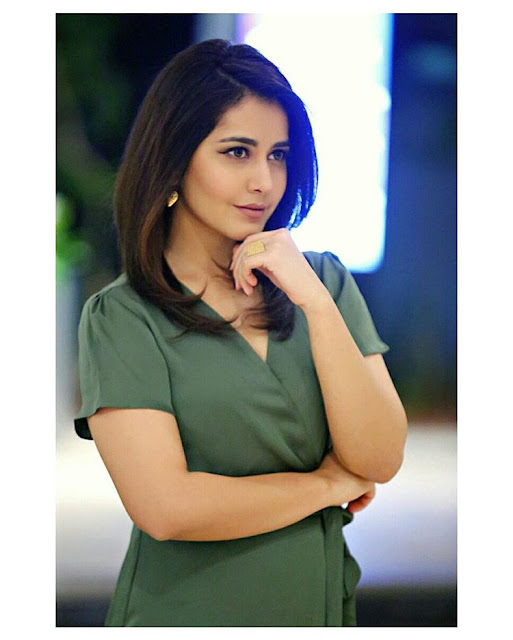 Heroine Raashi Khanna Latest Photos