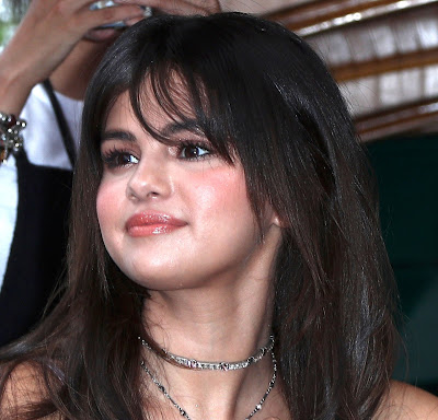 Selena Gomez Rocks the Perfect Slip Dress (2018)