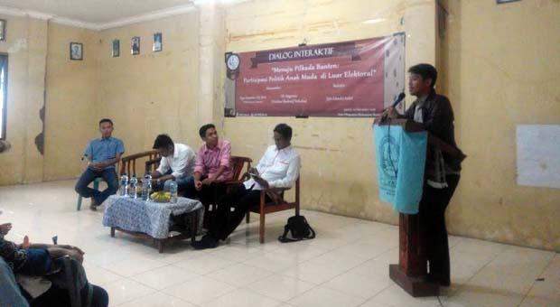HMB Gandeng KPU dan Peluden Gelar Dialog Interaktif