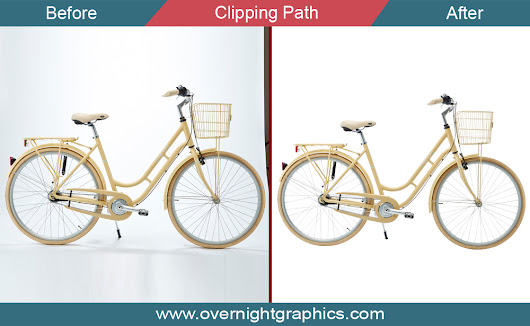 The Professional Digital Image Clipping Path