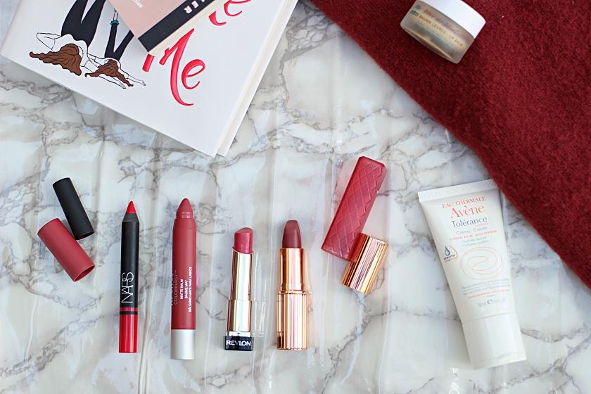 essential autumn lipsticks