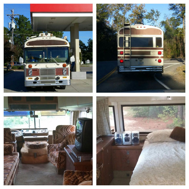 Used RVs 1980 Bluebird Wanderlodge RV 35' For Sale by Owner